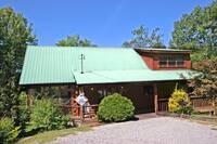 All gatlinburg cabin rentals and pigeon forge cabins for Elkhorn lodge cabin gatlinburg tn